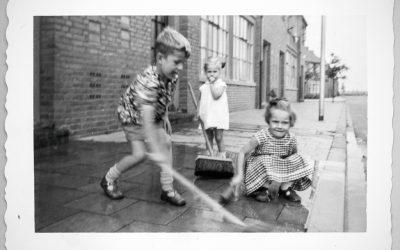 Opgroeien op het Rooseveltplein in de jaren vijftig en zestig